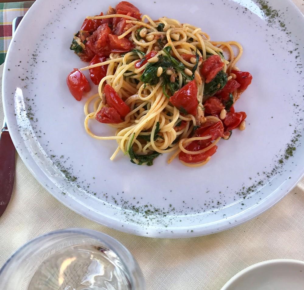 Spaghetti alla fattoria