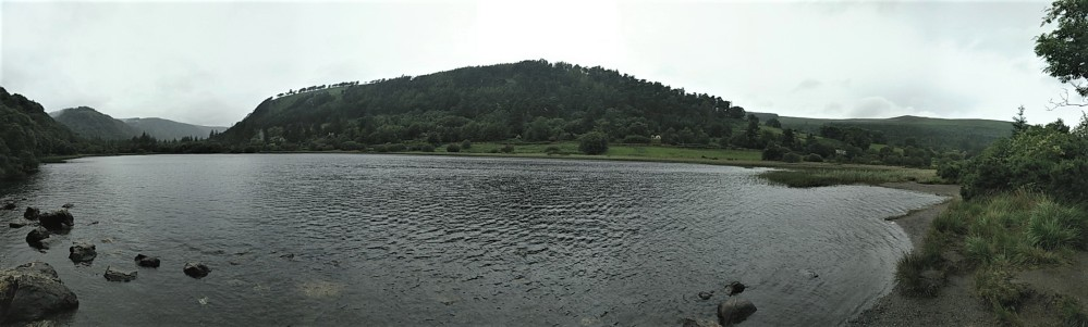 Lower Lake of Glendalough
